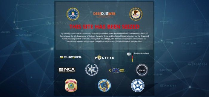 a picture of International Law Enforcement Seizes DeepDotWeb, Arrests Admin