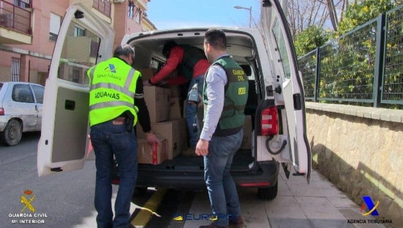 Operation DRYER: Eight LSD Dealers Arrested in Spain and Austria
