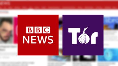 The BBC has made its news website available via Tor