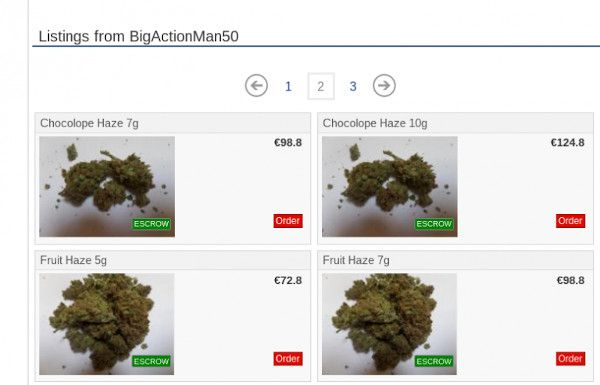 Dream Market Listings for BigActionMan50