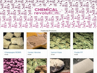 The Chemical Revolution homepage