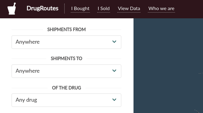 Drug Routes Home Page