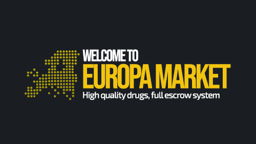 Europa Market Exit Scams with Fake Seizure Banner
