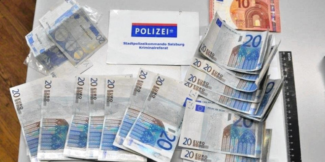 a picture of Austrian Teen Arrested for Using Counterfeit Euros from the Darkweb