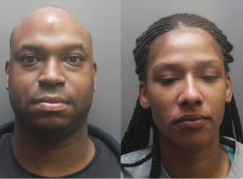 Reid and Salami in their March 2019 Mugshots