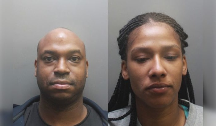 A picture of Anthony Reid and Zadia Salami