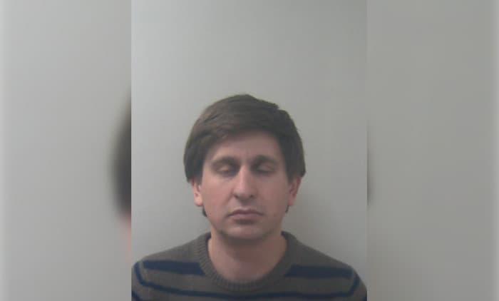 A picture of Thomas Blant, 38.