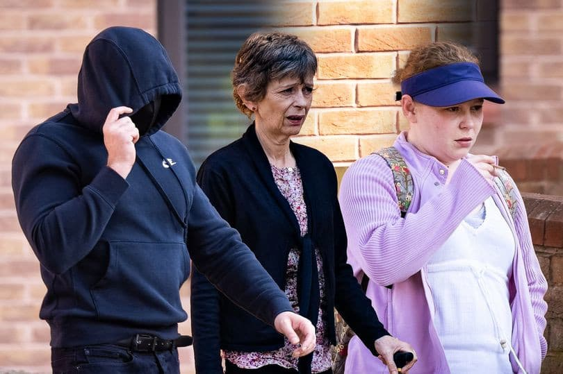 A picture of These group members had a normal age range for darkweb vendors | derbytelegraph.co.uk